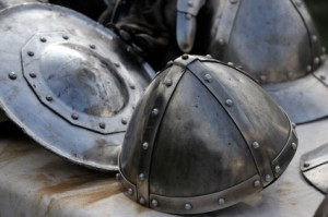 medieval armor pieces